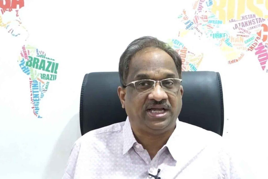 Prof K Nageshwar Corona virus will come to resemble common cold