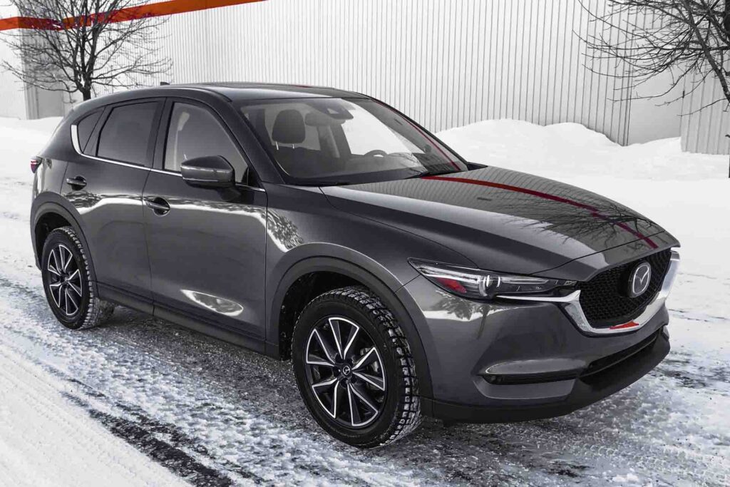 The Mazda CX-5 A Crossover SUV for Canada's Winter and Beyond