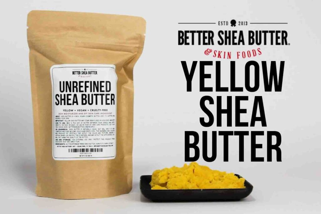 What are Best Yellow Shea Butters on the Market