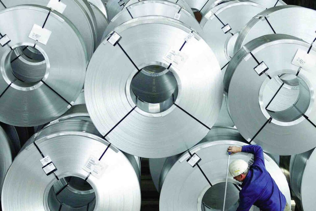 Growth of The Indian Steel Industries