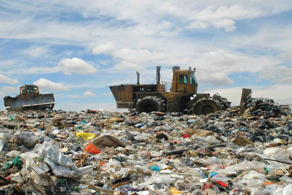 Solid Waste Disposal Landfill