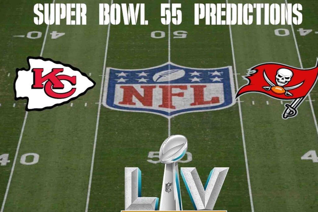 Super Bowl 55 Predictions