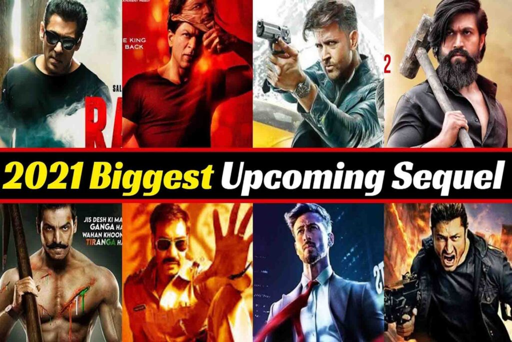 The Most Anticipated Movie Sequels in 2021