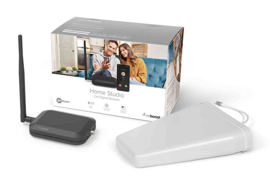 weBoost Home Studio Ups Your Room's Cellular Signal