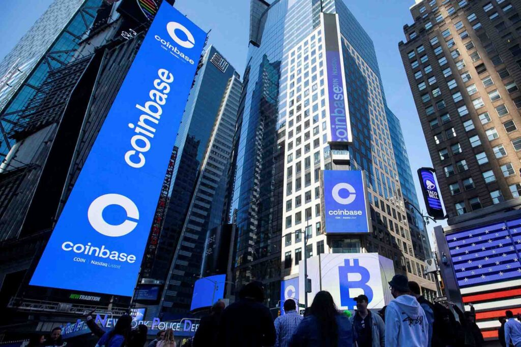 Coinbase listing is a lament for some bitcoin believers