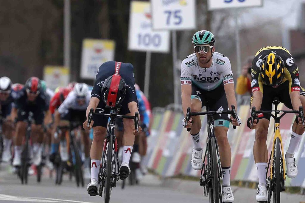 Kasia Niewiadoma Anything can happen at Amstel Gold Race