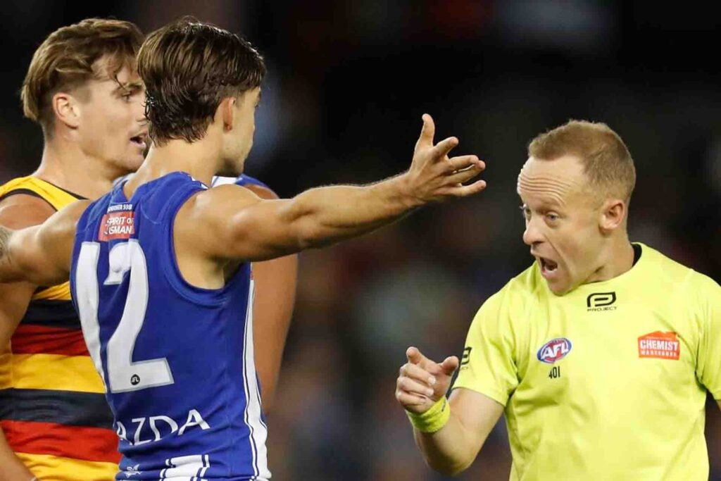 Undisciplined actions prove costly for Roos; Crows find impressive late spark The 3-2-1