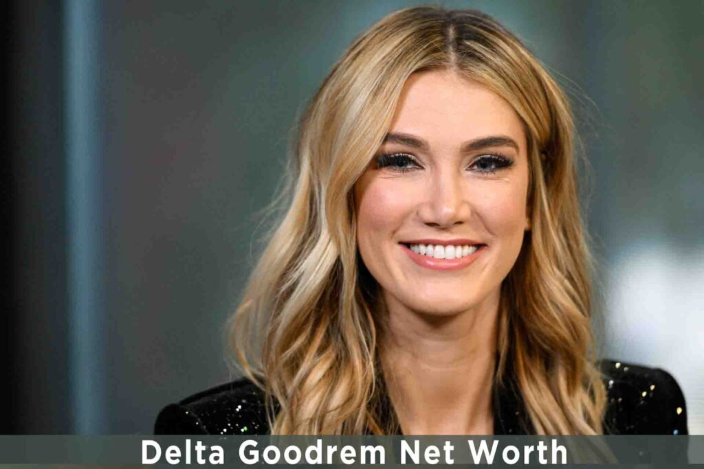 Delta Goodrem Net Worth