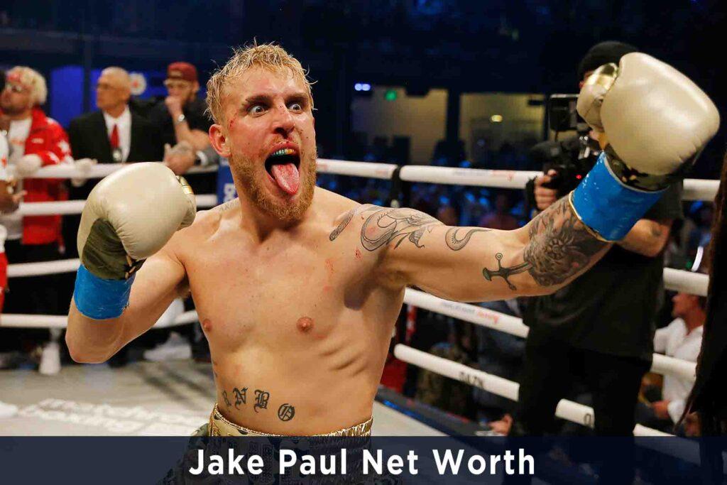 Jake Paul Net Worth