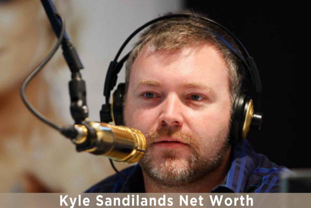 Kyle Sandilands Net Worth