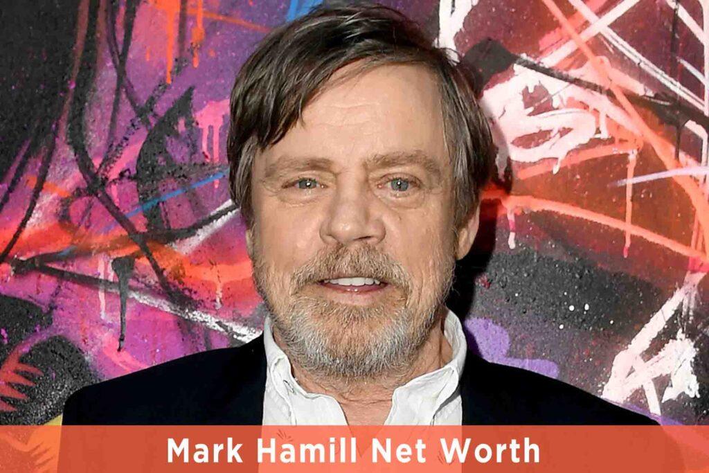 Mark Hamill Net Worth