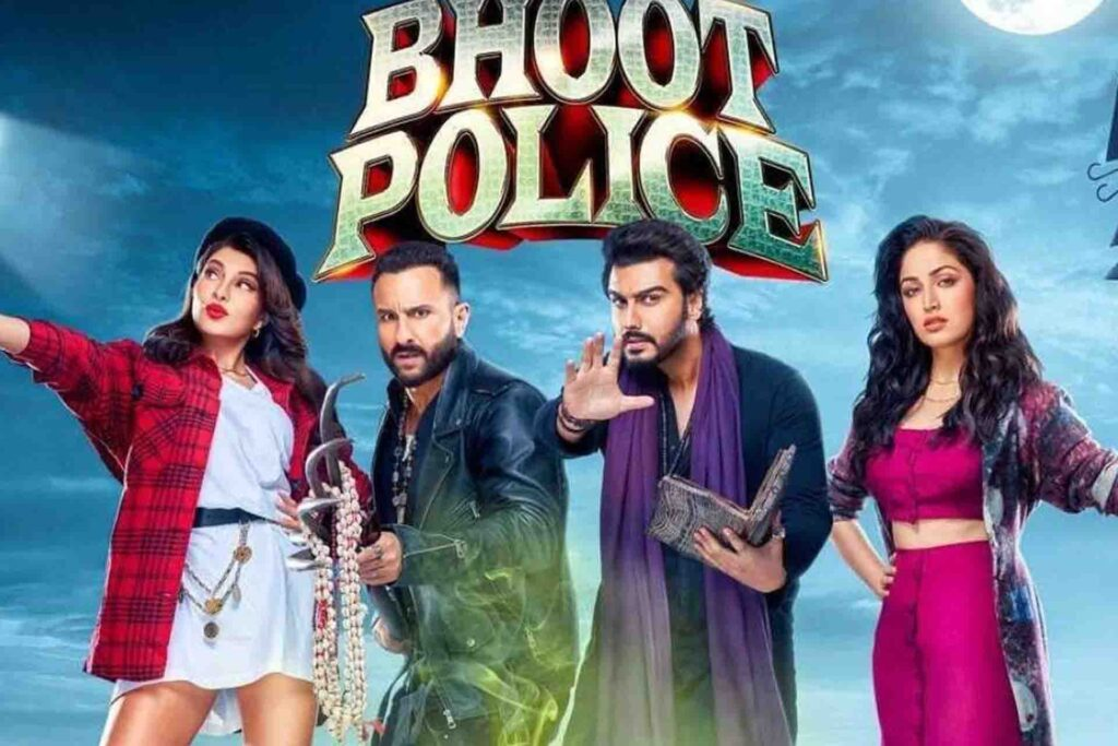 Bhoot Police, The Trailer Is Out On 18th August 2021 Here's All You Need To Know