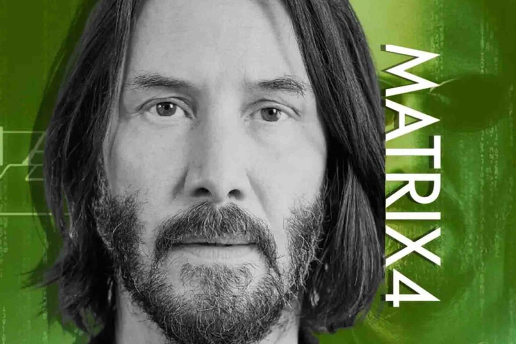 Keanu Reeves Is He Going To Be The Villain In Matrix 4