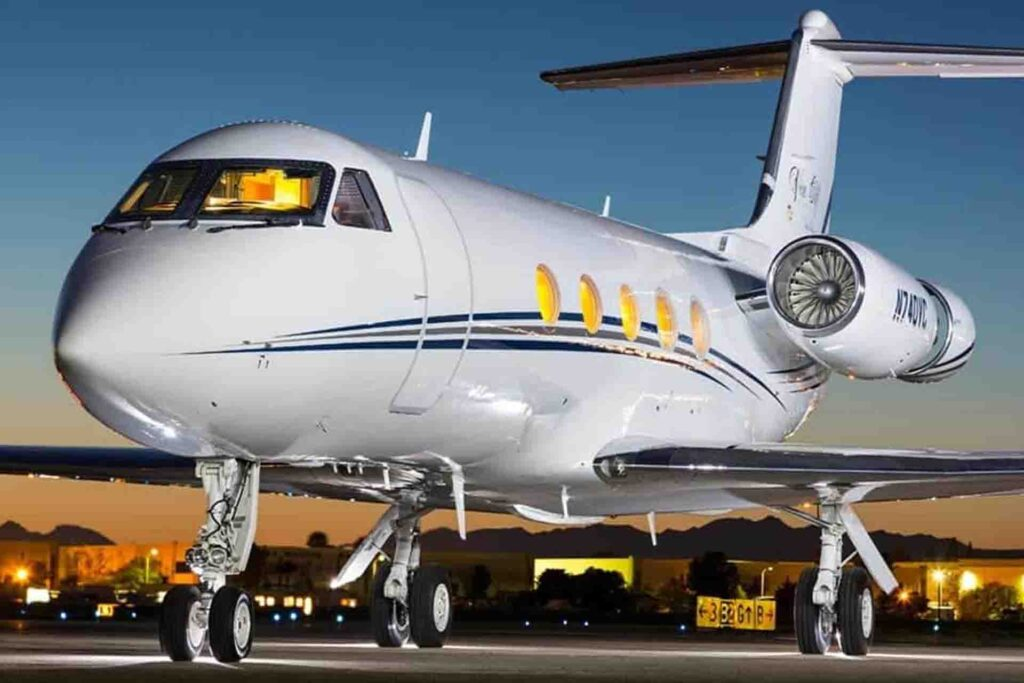 The 20 Most Expensive Private Jets In the World